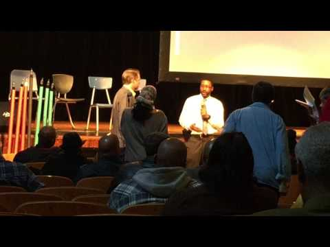 Kansas City: School to PrisonPipeline Town Hall / Part 2 of