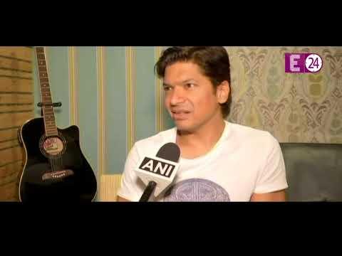 Indian playback Singer Shaan Celebrates World Music Day | E24