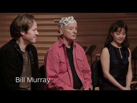 Bill Murray, Jan Vogler & Friends - New Worlds (official Trailer)