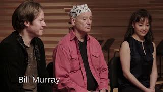 Bill Murray, Jan Vogler & Friends - New Worlds (official Trailer)