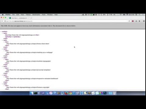 how to create custom sitemap xml for your websites visits youtube