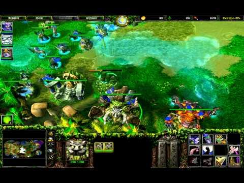 Прохождение Warcraft 3: The Frozen Throne - Сведение счетов #5