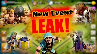 NEW Clash of Clans EVENT LEAKS !!! New Battle Ram Troop 😱 Watch the video full....