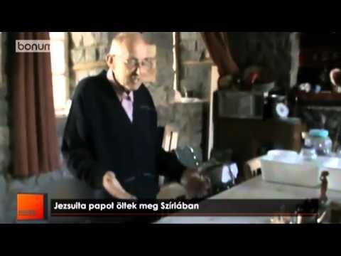 Jezsuita papot öltek meg Szíriában