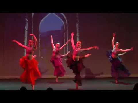 """Danse Etoile Ballet """"One Thousand and One Nights"""""""