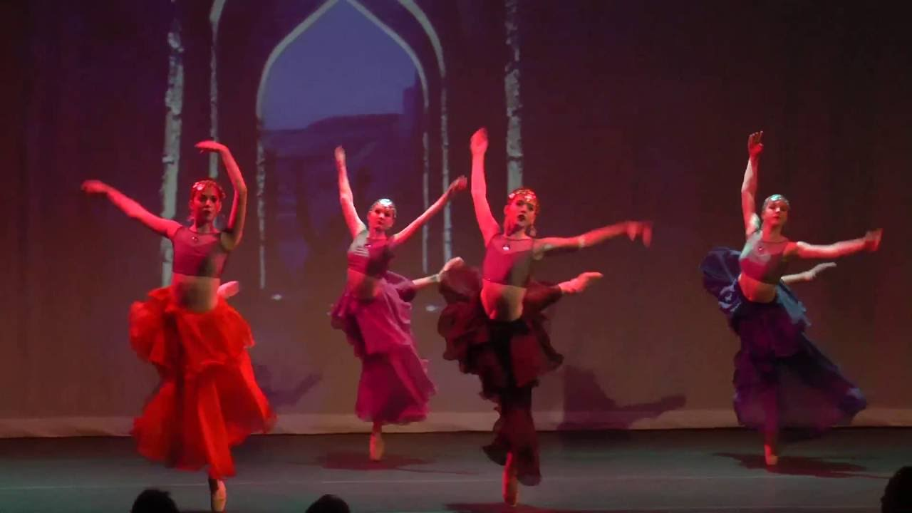 danse etoile ballet one thousand and one nights youtube. Black Bedroom Furniture Sets. Home Design Ideas