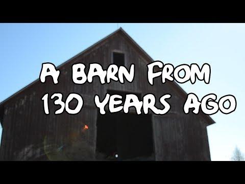 A Spring Barn Update