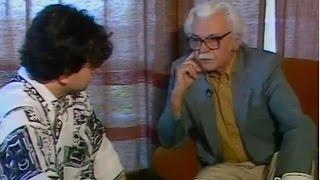 Сергей Бондарчук  Последнее интервью 1 й канал Останкино, 28 11 1994