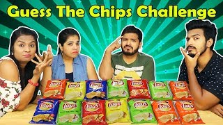 GUESS THE CHIPS competition I Guess The Chips Challenge