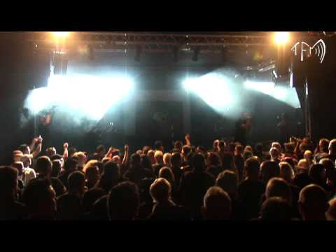 Funker Vogt - Mein Weg (live @ 3. DarkFlower Live Night 2012) [HD/Multicam]