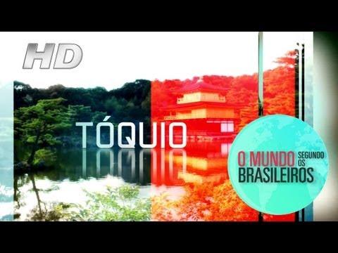 Tóquio (Japão) | O Mundo Segundo os Brasileiros | 11/01/2011 | HD