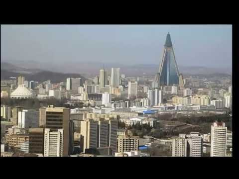 Ryugyong Hotel, Pyongyang North Korea in Only 3 Minutes HD
