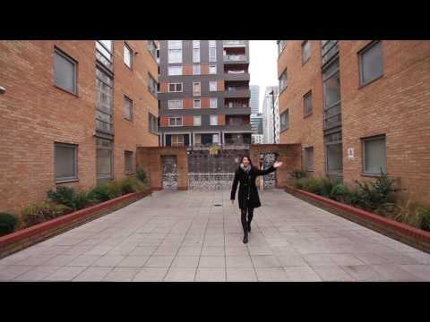 Walking tour of Canary Central, Cassilis Road, Canary Wharf, E14