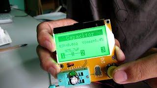 Unboxing Mega328 Transistor Tester Diode Triode Mosfet PNP NPN Capacitor ESR LCR(Fala Pessoal, Nesse vídeo estarei fazendo o Unboxing do Mega328 Transistor Tester Diode Triode Mosfet PNP NPN Capacitor ESR LCR. Breve teremos um ..., 2016-02-07T12:20:35.000Z)