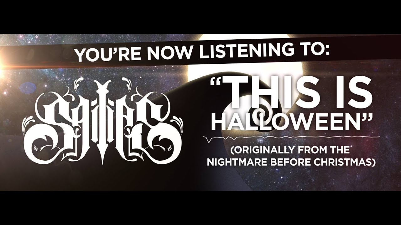 the nightmare before christmas - this is halloween (punk goes disney