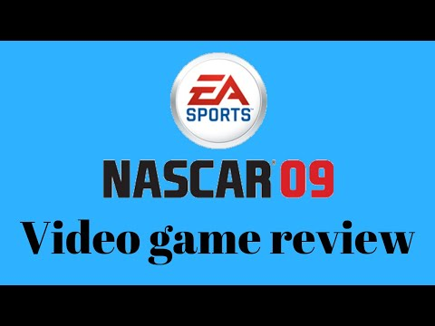 nascar-09-video-game-review