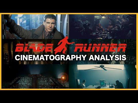 Deconstructing Cinematography || Blade Runner || Geoff Boyle/Nic Knowland