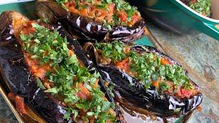 Шедевральное блюдо из баклажанов Гарни Ярах Станет любимым рецептом для любителей баклажан