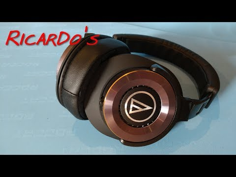 Z Review - Audio-Technica Ricardo's (AKA Gaming in ATH-WS1100iS)