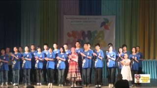 Китайская песня ДЕТИ УЛЫБАЮТСЯ / Chinese song CHILDREN SMILE