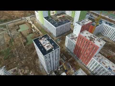 Жилые комплексы Новой Москвы
