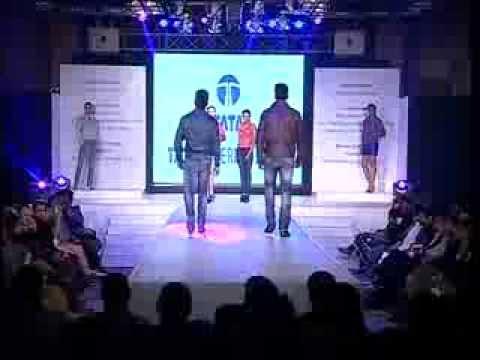 Tata International Limited Leather Fashion Show 2014