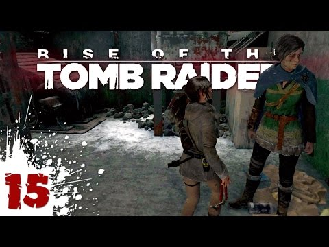 Tallest Woman in the World - Rise of the Tomb Raider - 15