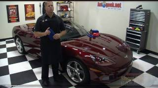 Part 1 - How to apply a synthetic paint sealant by hand without instilling swirls
