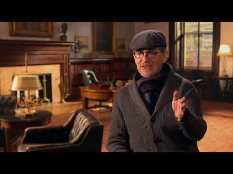 Bridge Of Spies: Steven Spielberg Official Interview