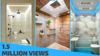 30 Beautiful Bathroom Shower Designs You Need For Your Home  Plan N Design