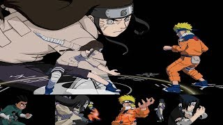 Naruto Clash Of Ninja 2 - All Ultimate Jutsu Ougi 1080p 60 FPS