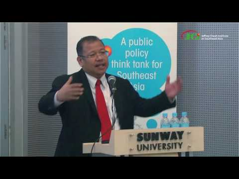 Malaysia's Growth Sustainability and Economic Transformation