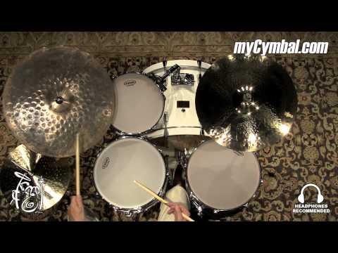 """Zildjian 21"""" K Custom Special Dry Ride Cymbal - Played by Greg Caputo - 2442g (K0969-1070715H)"""