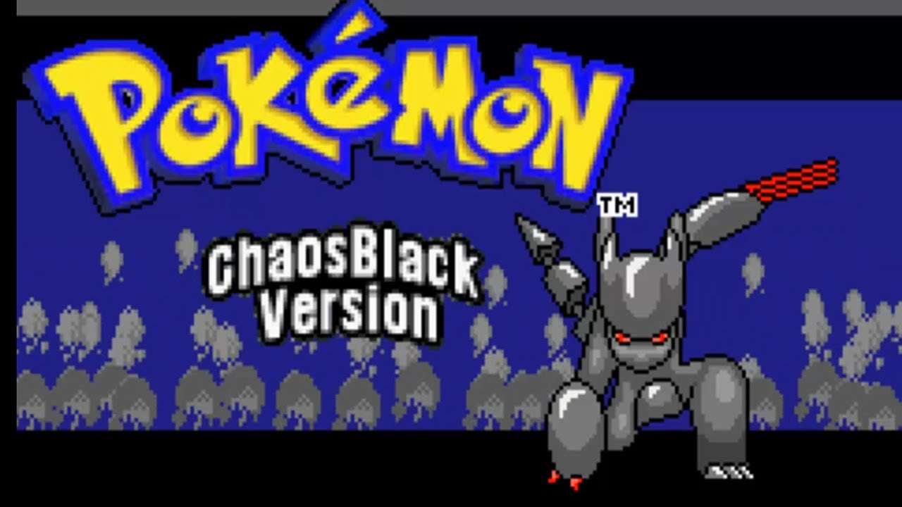 pokemon chaos