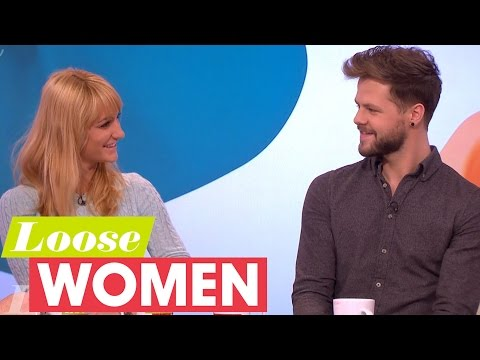 Jay McGuiness And Aliona Vilani Talk Life After Strictly  Loose Women