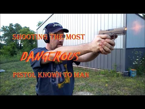 Sig P320 The Most Dangerous Pistol Known To Man