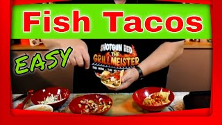 Fish Tacos Recipe - EASY