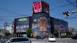 Japanese video game store - New Manga Souko - Befu Fukuoka (マンガ倉庫福岡)