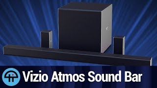 Vizio Home Theater Sound System with Dolby Atmos First Look