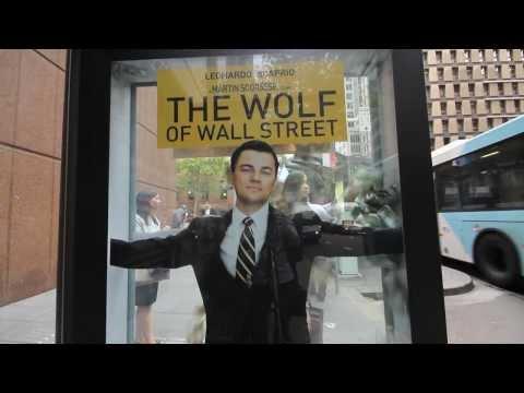 JCDecaux Australia: Wolf of Wall Street Innovate