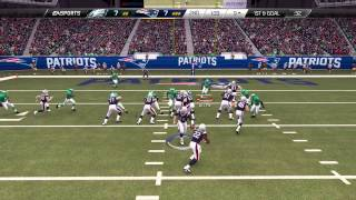 Madden 25 :: XBOX ONE Gameplay :: Eagles Fly High - Eagles Vs. Patriots - Online Gameplay XboxOne