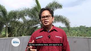 Humanity First helps flood victims in Indonesia