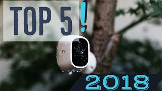 Best Security Cameras in 2019