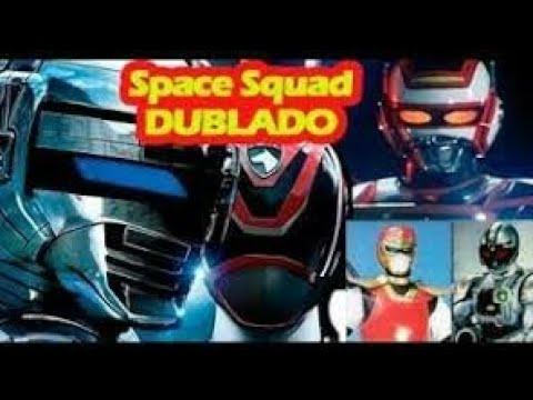 Space Squad o Filme Completo Dublado em Português