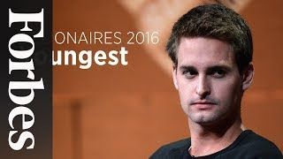 Billionaires 2016: The Youngest In The World thumbnail