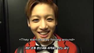 BTS Now 3 (BTS in Chicago) - Part 1 (Eng Sub)