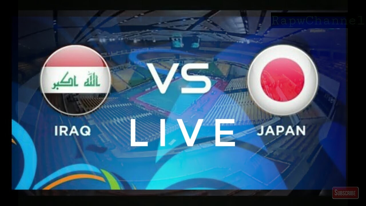 LIVE AFC U 20 2017 IRAQ VS JEPANG FUTSAL CHAMPIONSHIP THAILAND Anime In