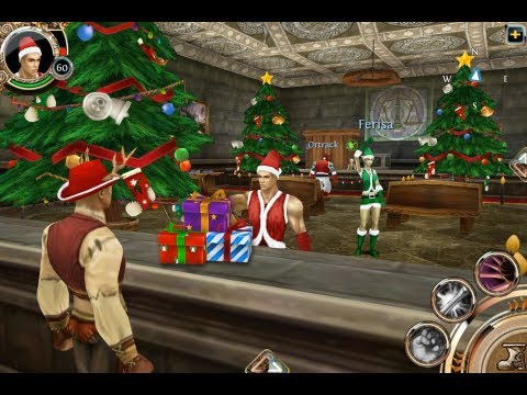 Order And Chaos Online - Holiday Update (First Look And Quests)