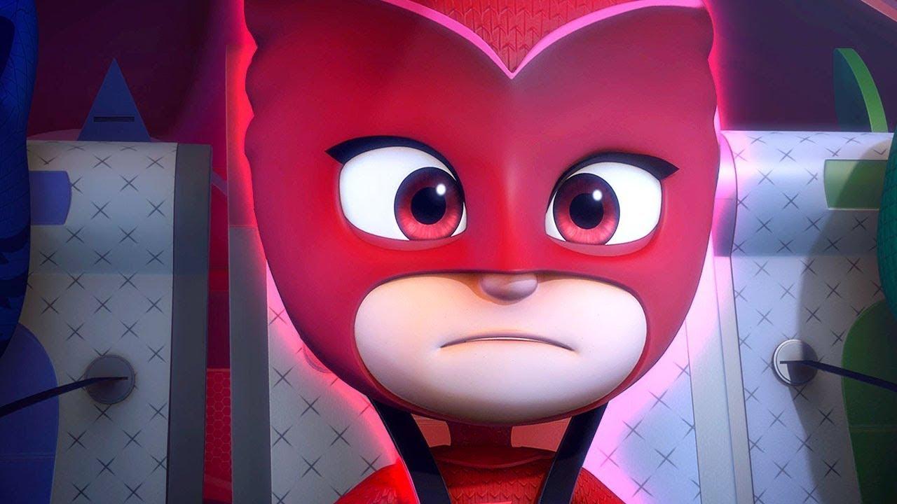 PJ Masks Super Pigiamini | I momenti più belli di Gufetta - Serie 2 | Cartoni Animati