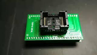 TSOP48 как исправить плохой контакт.